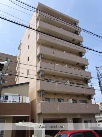 静岡県浜松市中区、浜松駅遠鉄バスバス10分山下町下車後徒歩3分の築4年 8階建の賃貸マンション