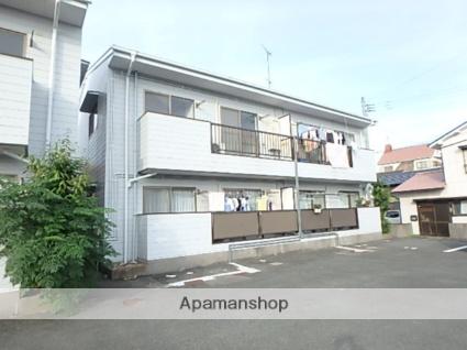 静岡県磐田市、磐田駅徒歩10分の築28年 2階建の賃貸アパート