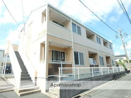 静岡県磐田市、磐田駅徒歩25分の築11年 2階建の賃貸アパート