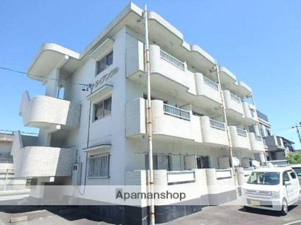 静岡県磐田市、磐田駅徒歩18分の築22年 3階建の賃貸マンション