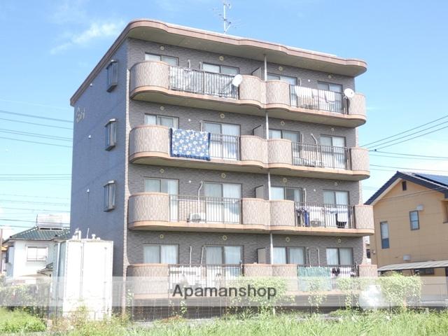 静岡県浜松市浜北区、岩水寺駅徒歩10分の築15年 4階建の賃貸マンション