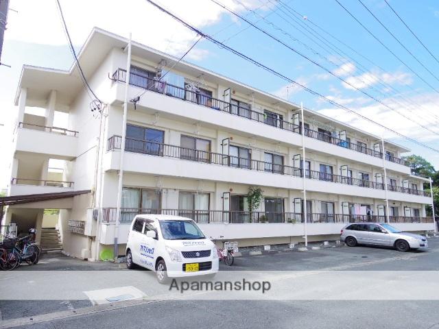 静岡県浜松市中区、浜松駅徒歩64分の築28年 3階建の賃貸マンション