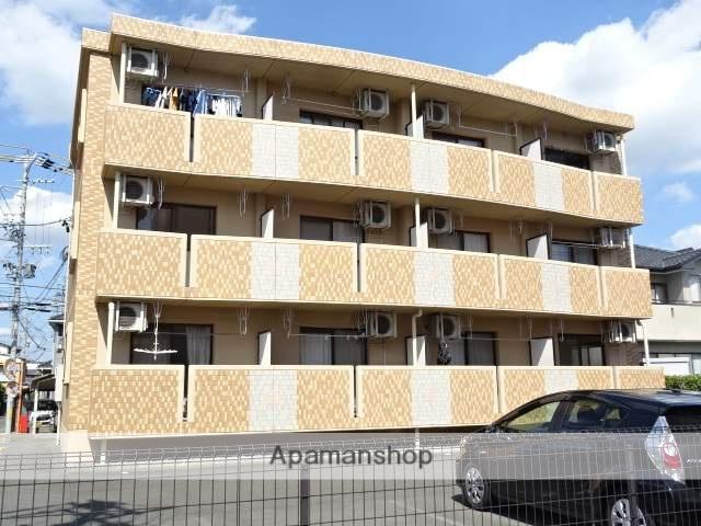 静岡県浜松市東区、天竜川駅徒歩3分の築10年 3階建の賃貸マンション