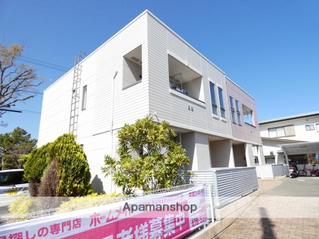 静岡県浜松市中区、浜松駅遠鉄バスバス15分天神町下車後徒歩3分の築5年 2階建の賃貸アパート