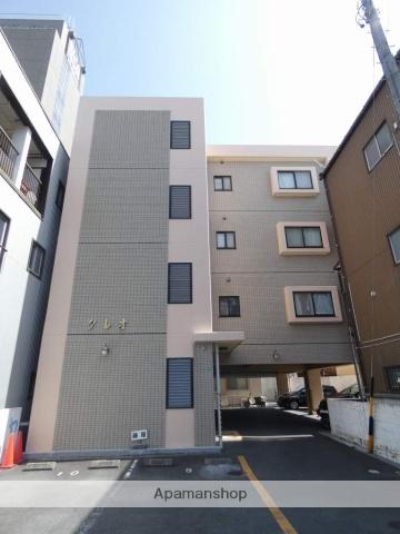 静岡県浜松市中区、浜松駅徒歩6分の築12年 4階建の賃貸マンション