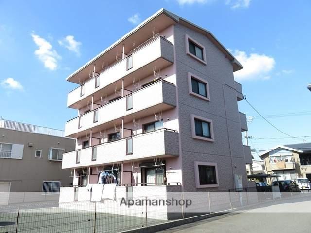 静岡県浜松市南区、天竜川駅徒歩11分の築11年 4階建の賃貸マンション
