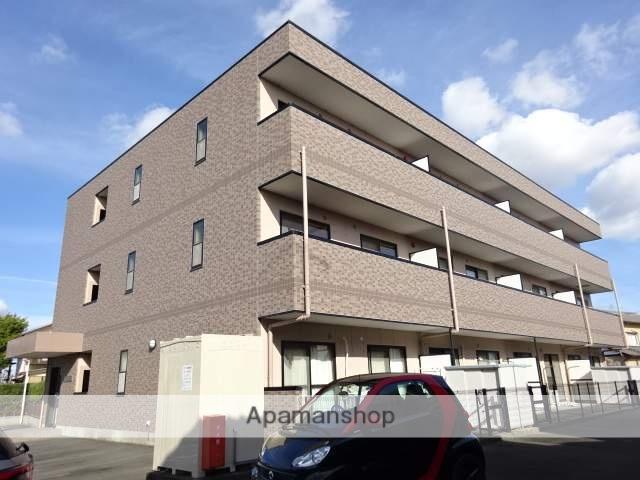 静岡県浜松市中区、浜松駅徒歩19分の築15年 3階建の賃貸マンション