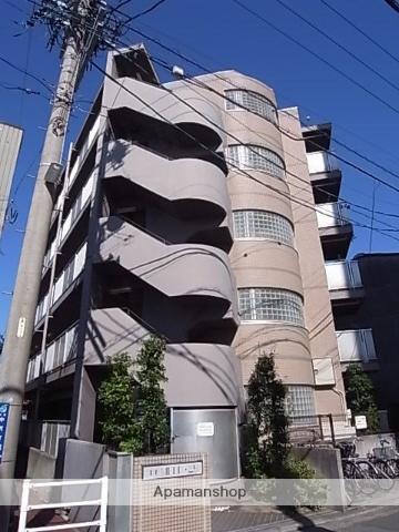 静岡県浜松市中区、浜松駅遠鉄バスバス15分常楽寺下車後徒歩3分の築26年 5階建の賃貸マンション
