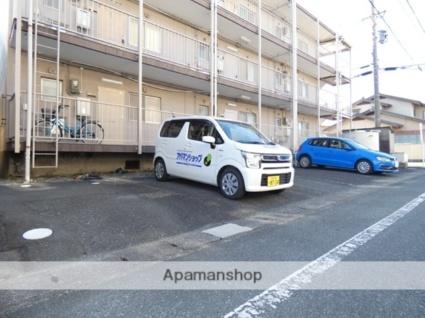 コーポ宏東B[1R/29.86m2]の駐車場