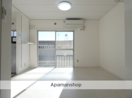 コーポ宏東B[1R/29.86m2]のリビング・居間