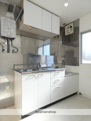 コーポ宏東B[1R/29.86m2]のキッチン