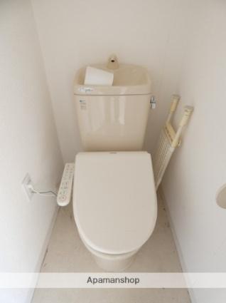コーポ宏東B[1R/29.86m2]のトイレ