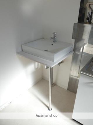 コーポ宏東B[1R/29.86m2]の洗面所