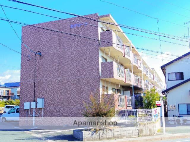 静岡県浜松市中区、浜松駅遠鉄バスバス22分和合西下車後徒歩1分の築17年 3階建の賃貸マンション