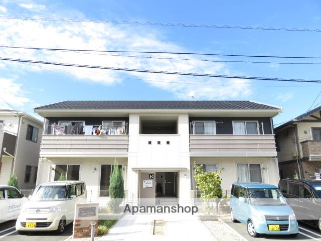 静岡県浜松市中区、天竜川駅徒歩54分の築8年 2階建の賃貸アパート