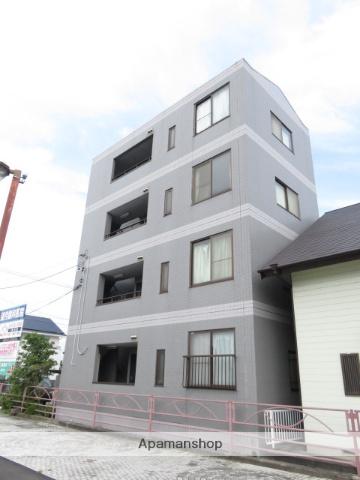 静岡県浜松市中区、浜松駅徒歩7分の築21年 4階建の賃貸マンション