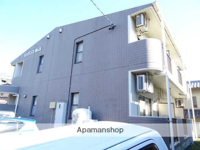 静岡県浜松市東区、浜松駅遠鉄バスバス35分旭ヶ丘下車後徒歩3分の築16年 2階建の賃貸マンション