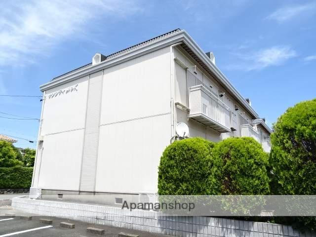 静岡県浜松市南区、天竜川駅徒歩45分の築26年 2階建の賃貸アパート