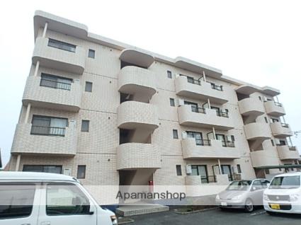 静岡県磐田市、磐田駅徒歩19分の築24年 4階建の賃貸マンション