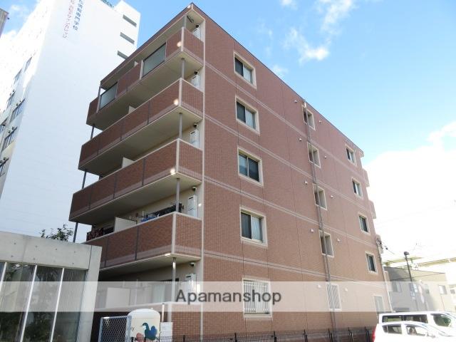 静岡県浜松市中区、浜松駅徒歩8分の築10年 5階建の賃貸マンション