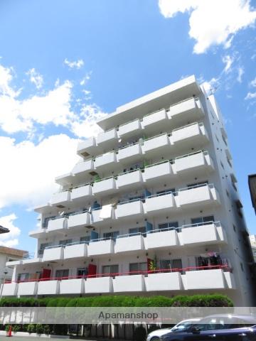 静岡県浜松市中区、浜松駅徒歩15分の築31年 6階建の賃貸マンション