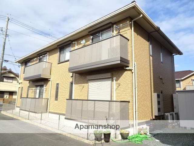 静岡県浜松市東区、遠州小松駅徒歩32分の築3年 2階建の賃貸アパート