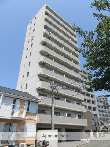 静岡県浜松市中区、浜松駅徒歩12分の築22年 12階建の賃貸マンション