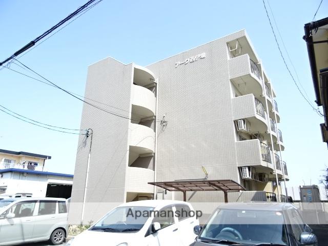 静岡県浜松市中区、浜松駅遠鉄バスバス10分西郵便局下車後徒歩4分の築22年 4階建の賃貸マンション
