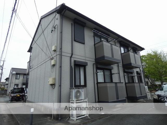 静岡県浜松市浜北区、遠州小松駅徒歩11分の築15年 2階建の賃貸アパート