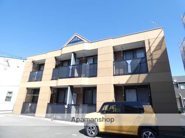 静岡県浜松市浜北区、遠州西ヶ崎駅徒歩20分の築8年 2階建の賃貸アパート
