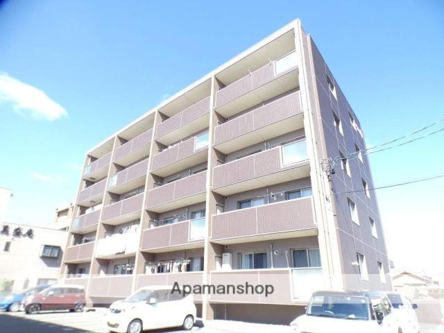 静岡県浜松市浜北区、遠州小松駅徒歩16分の築5年 5階建の賃貸マンション