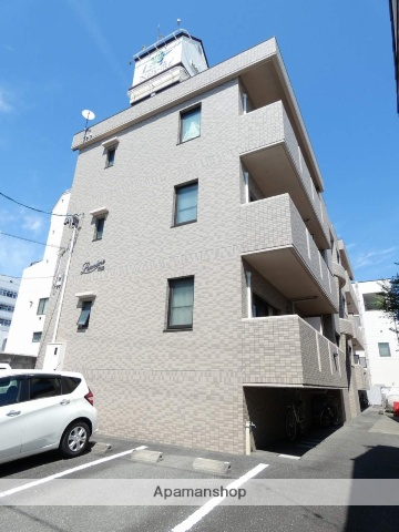 静岡県浜松市中区、浜松駅徒歩19分の築11年 3階建の賃貸マンション