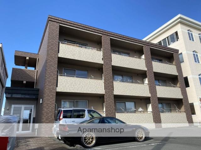静岡県浜松市中区、浜松駅バス10分曳馬橋下車後徒歩15分の築10年 3階建の賃貸マンション