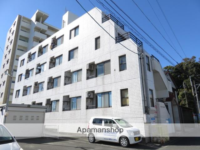 静岡県浜松市中区、浜松駅徒歩15分の築33年 4階建の賃貸マンション