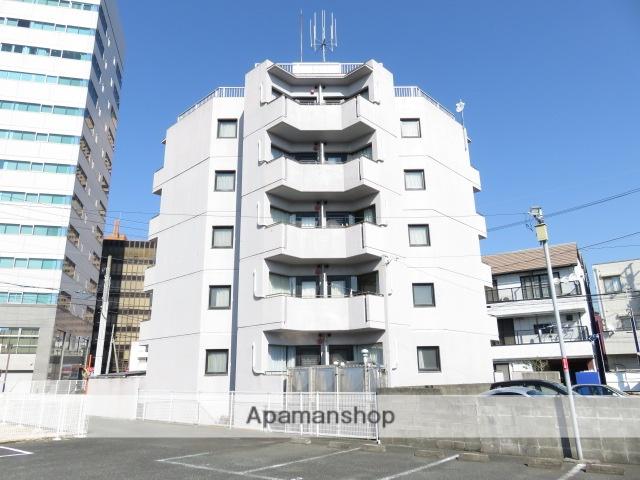 静岡県浜松市中区、浜松駅徒歩5分の築29年 5階建の賃貸マンション