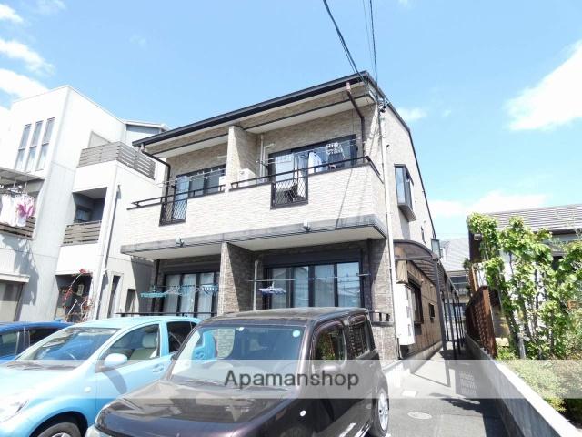静岡県浜松市中区、浜松駅徒歩13分の築10年 2階建の賃貸アパート