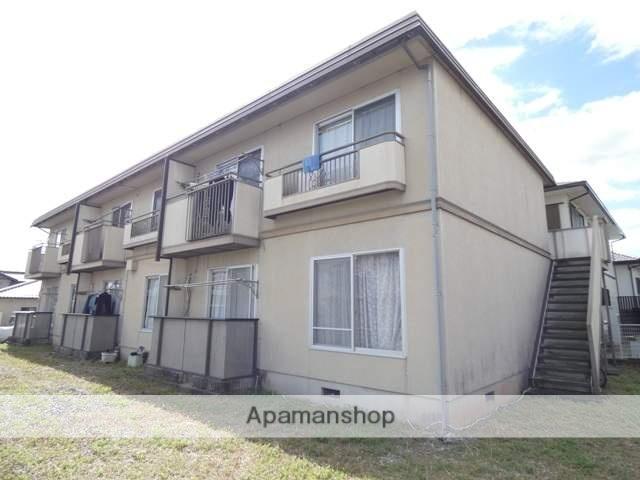 静岡県浜松市浜北区、岩水寺駅徒歩8分の築25年 2階建の賃貸アパート
