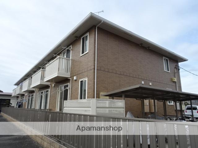 静岡県浜松市浜北区、宮口駅徒歩24分の築9年 2階建の賃貸アパート