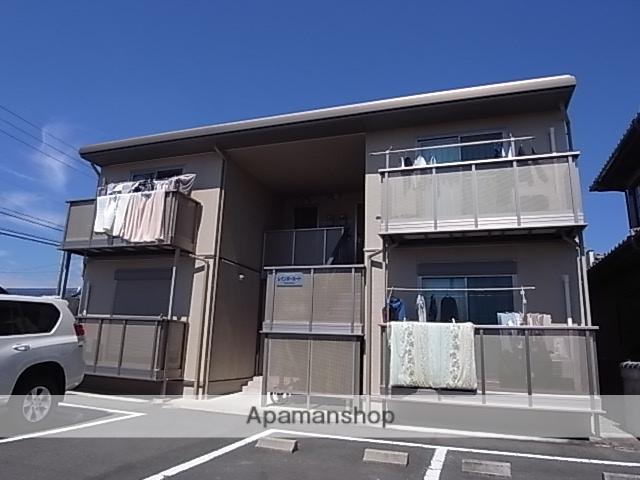 静岡県浜松市南区、浜松駅遠鉄バスバス5分楊子下車後徒歩3分の築8年 2階建の賃貸アパート