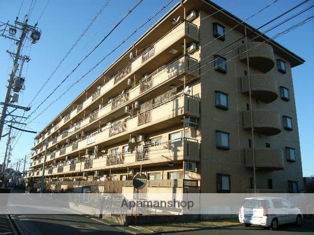 静岡県浜松市中区、浜松駅遠州バスバス10分柳通下車後徒歩8分の築16年 5階建の賃貸マンション