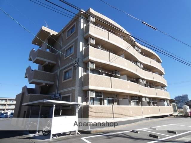静岡県浜松市浜北区、遠州小林駅徒歩25分の築6年 4階建の賃貸マンション