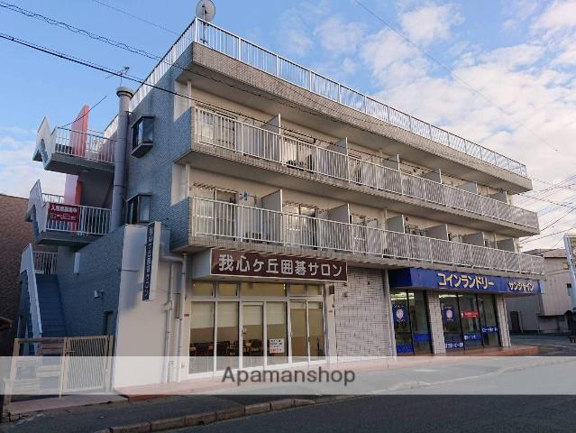 静岡県浜松市中区、浜松駅遠鉄バスバス18分浜商前下車後徒歩1分の築30年 3階建の賃貸マンション