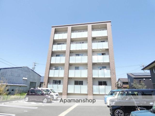 静岡県浜松市南区、天竜川駅徒歩19分の築2年 5階建の賃貸マンション