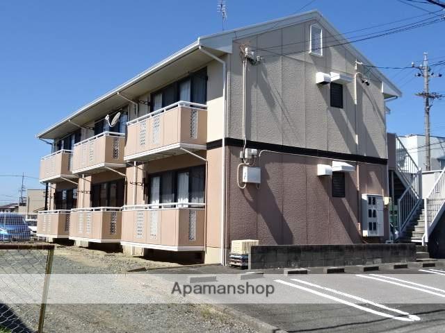 静岡県浜松市南区、天竜川駅徒歩41分の築27年 2階建の賃貸アパート