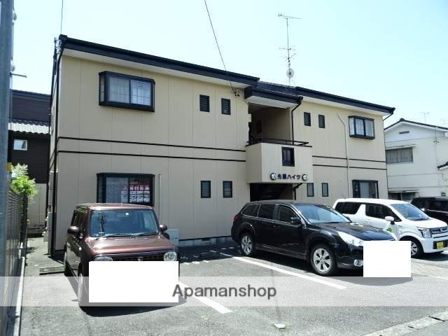 静岡県浜松市中区、浜松駅遠州鉄道バスバス15分北高西下車後徒歩4分の築20年 2階建の賃貸アパート