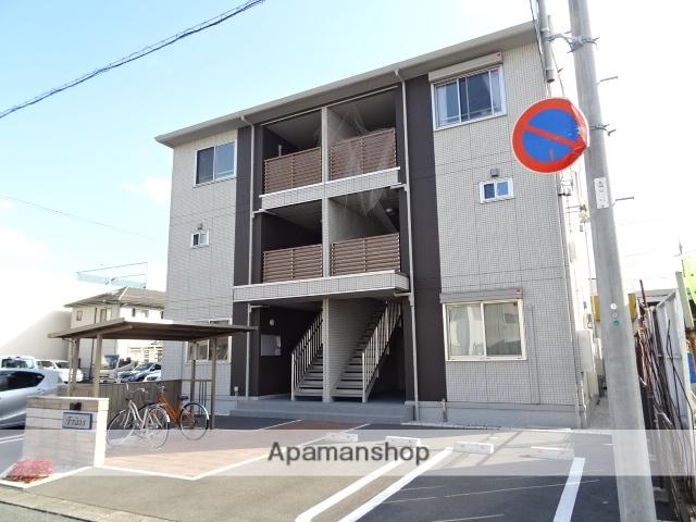 静岡県浜松市東区、天竜川駅徒歩26分の築2年 2階建の賃貸アパート