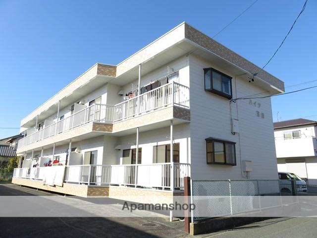 静岡県浜松市南区、天竜川駅徒歩34分の築29年 2階建の賃貸アパート
