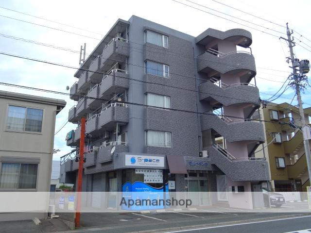 静岡県浜松市中区、浜松駅バス35分葵町下車後徒歩1分の築31年 5階建の賃貸マンション