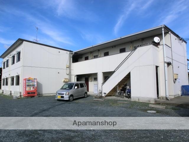 静岡県浜松市浜北区、岩水寺駅徒歩7分の築10年 2階建の賃貸アパート