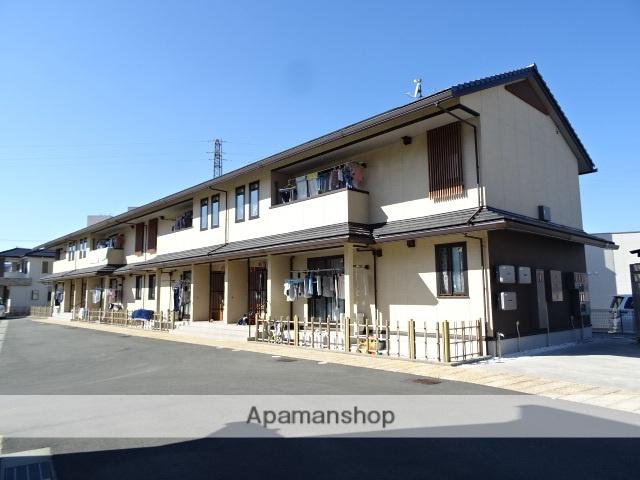 静岡県浜松市東区、天竜川駅徒歩19分の新築 2階建の賃貸アパート